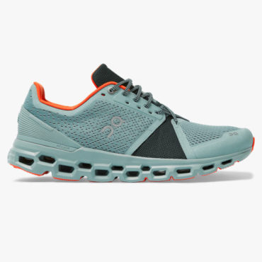 ON Running Men's Cloudstratus - Cobble Ivy