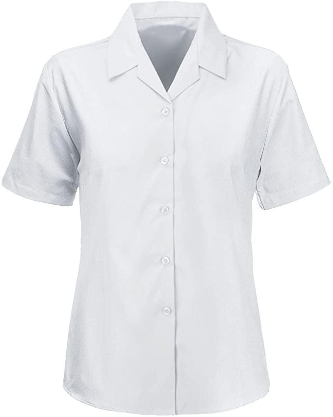 White Re blouse