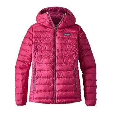 Down Sweater Hoody Craft Pink