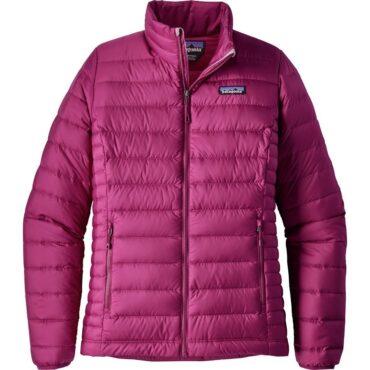 Women's Patagonia Down Sweater - Magenta