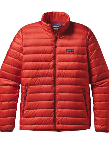 Men's Patagonia Down Sweater Ramble Red