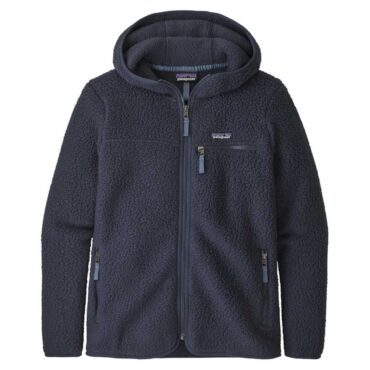 Patagonia Retro Pile Hoody New navy
