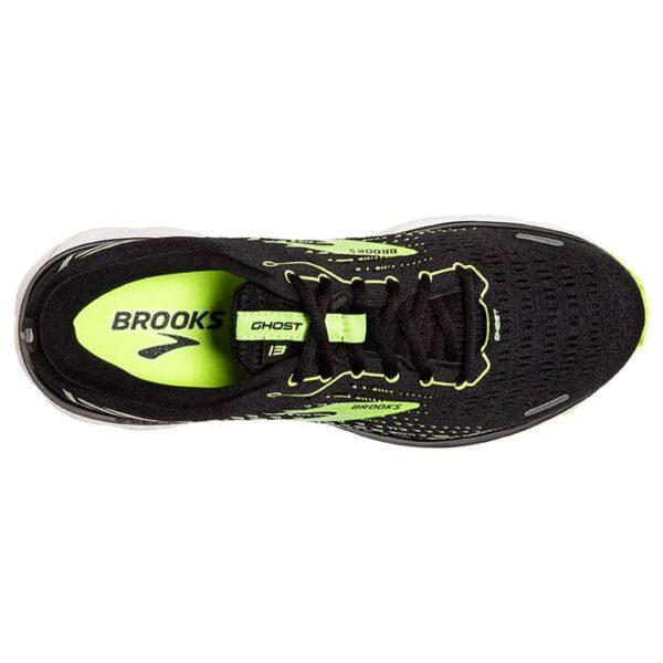 Brooks_Ghost_13_Black_Nightlife_White