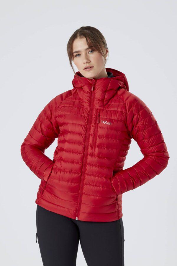 Womens_Microlight_Alpine_Jacket_AscentRed_QDB_13_AS_on_model_Sportique_Magherafelt