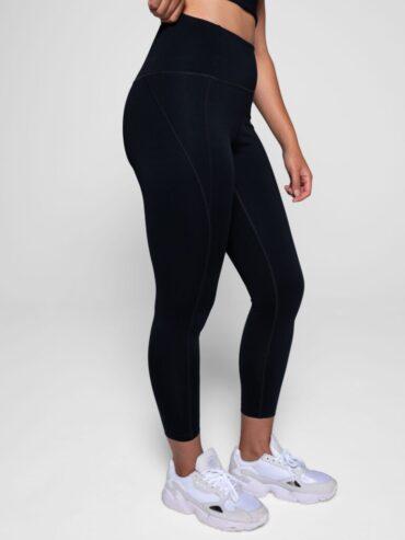 Girlfriend Collective Black Compressive High-Rise Legging