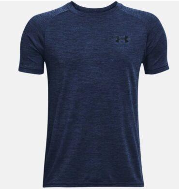 Boy's Under Armour - Tech Short Sleeve T-shirt