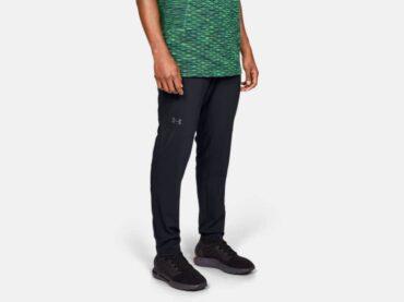 Men's Under Armour - Vanish Woven Trousers Black