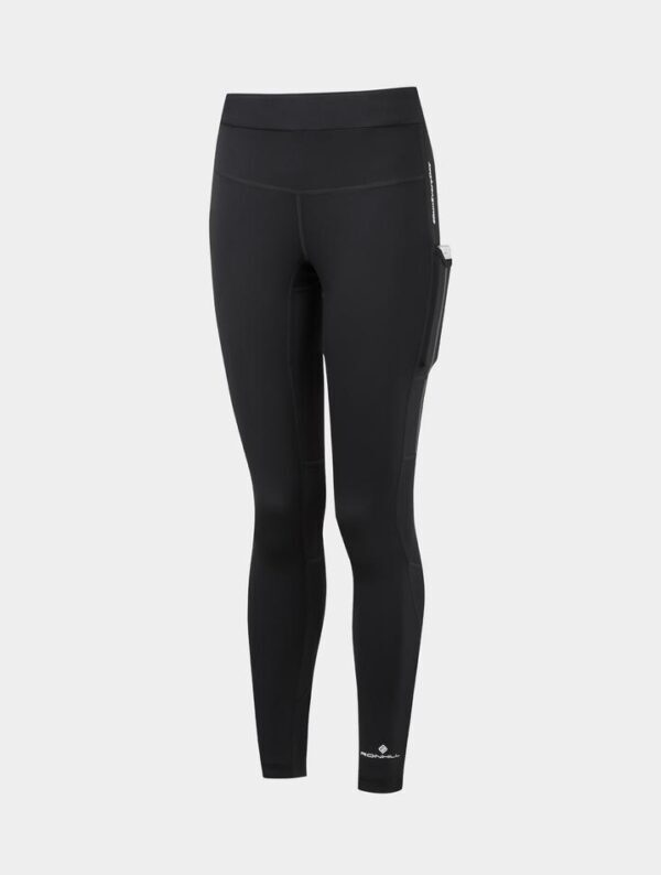 Ronhill_Womens_Tech_Revive_Stretch_legging_Front_all_black