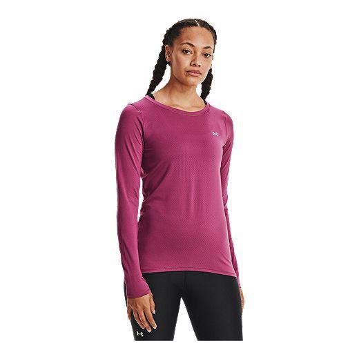 Under_Armour_Womens_HeatGear_Armour_Long_Sleeve_Shirt_Pink