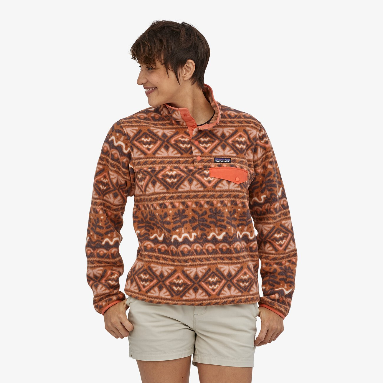 patagonia_womens_lightweight_synchilla_snap_t_pullover_henna_brown