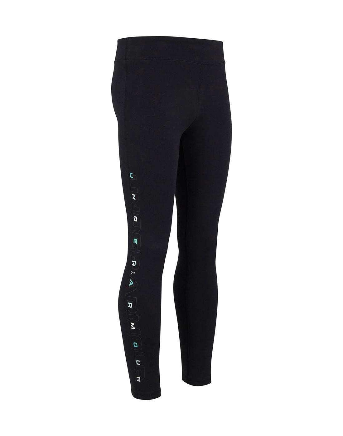 under-armour-girls-legging-black-mint