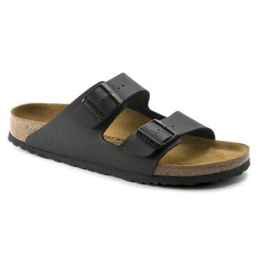 Birkenstock Arizona Soft Footbed - Black