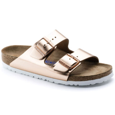 Birkenstock Arizona Soft Footbed - Metallic Copper