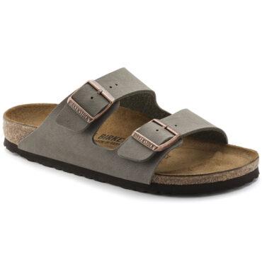 Birkenstock Arizona Soft Footbed - Stone