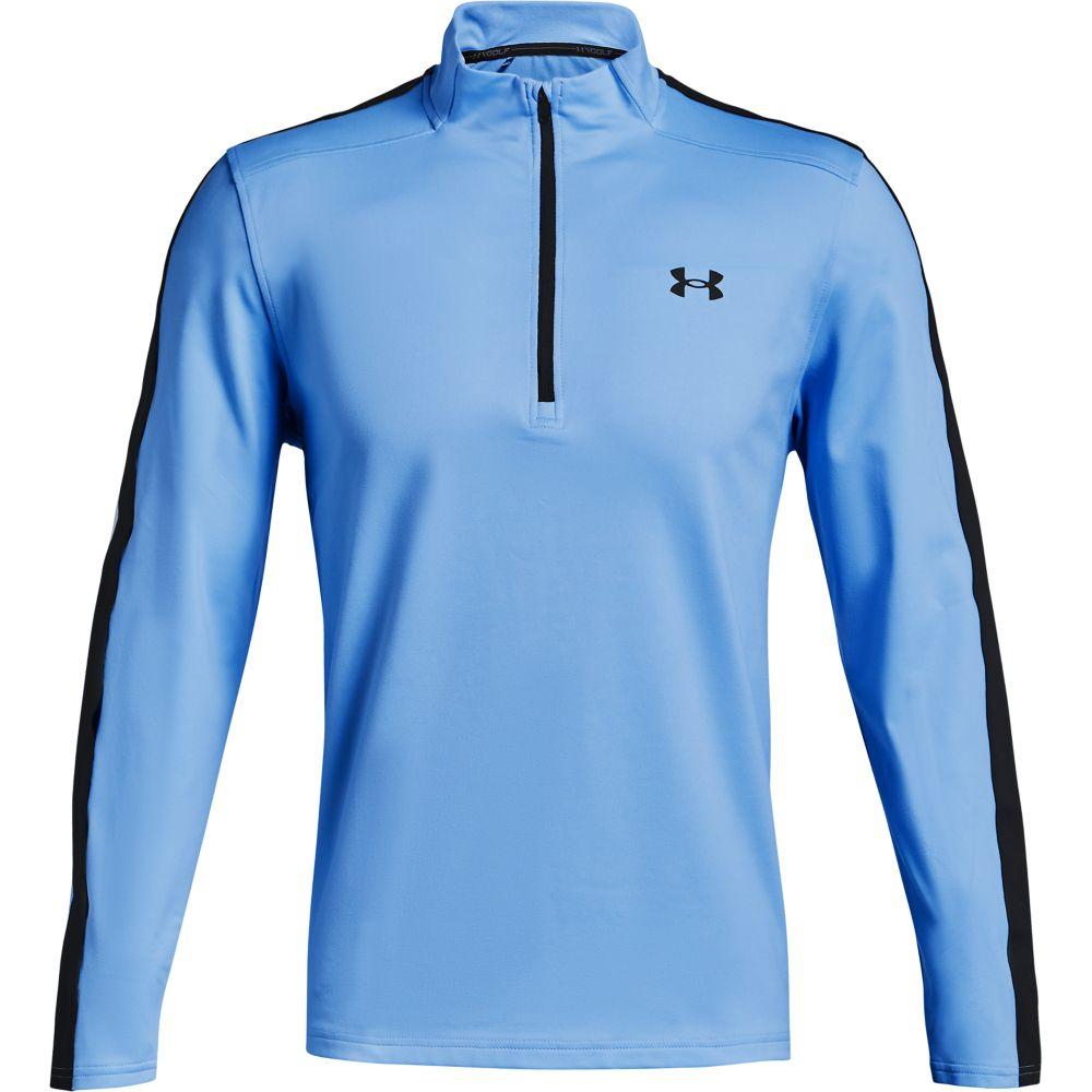 Under_Armour_Storm_half_Zip_Golf_Midlayer_Light_Blue